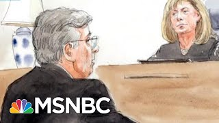 Investigations Multiply As President Donald Trump Scandals Spiral Wider | Rachel Maddow | MSNBC