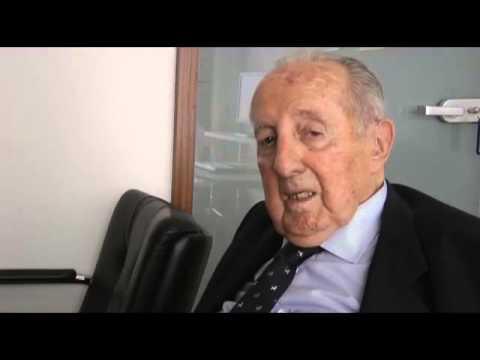 Peter Scholl Latour zur Lage in Syrien und zum Arabis ...