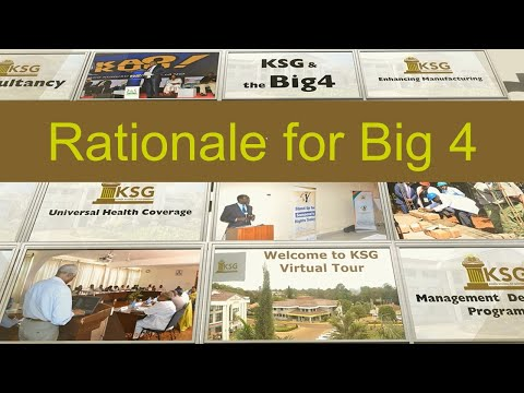Rationale for Big Four