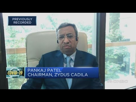 Zydus Cadila targets the end of the year for a vaccine launch: Chairman