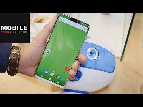 Ulefone T2 Pro im Hands On: MWC-Knaller mit Mega-19:9 ...