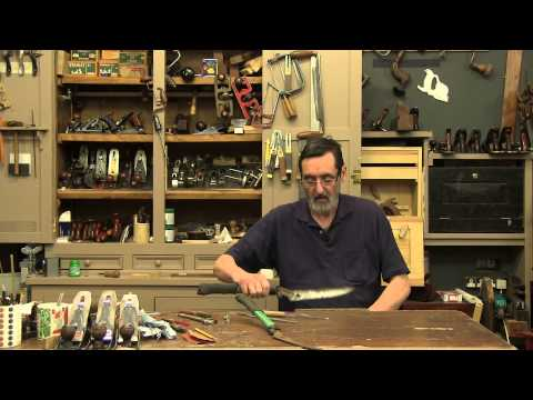 Sharpening Garden Shears – with Paul Sellers