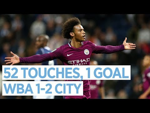 Video: INSANE SANE STRIKE! | West Brom v City I Extended Highlights