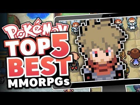 Top 5 BEST Pokémon MMORPG FAN GAMES