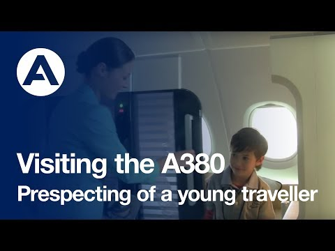 A visit of the A380