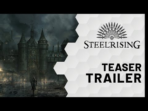 Trailer teaser de Steelrising