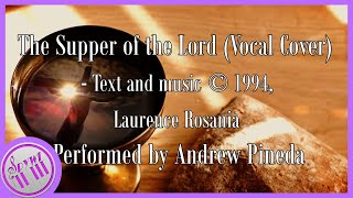 The Supper of the Lord