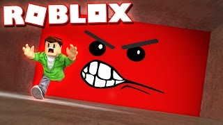 BE CRUSHED BY A SPEEDING WALL IN ROBLOX!