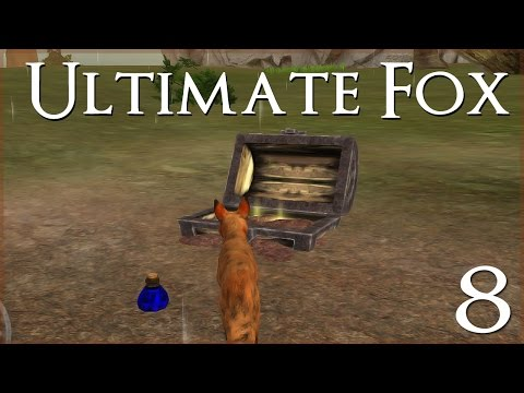 Buried Treasure & Thistleclaw Doubts • Ultimate Fox Simulator - Episode #8