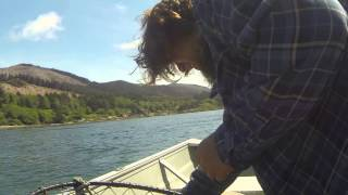 Nehalem Bay Crabbing