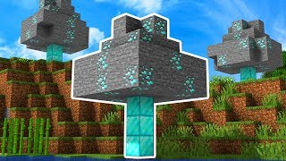 Minecraft UHC But Diamonds Grow On Trees by CaptainSparklez