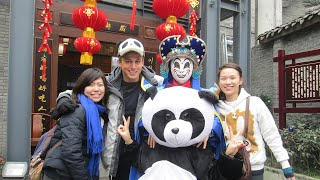 Study abroad : in ChengDu 成都