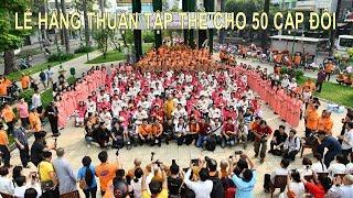 Lễ hằng thuận tập thể 50 cặp tại chùa Giác Ngộ, ngày 21-12-2018