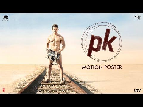 PK Official Motion Poster I Releasing December 19, 2014