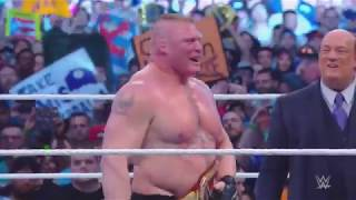 Nonton Wwe Goldberg Vs Brock Lesnar Wm 33 Xxxiii  Film Subtitle Indonesia Streaming Movie Download