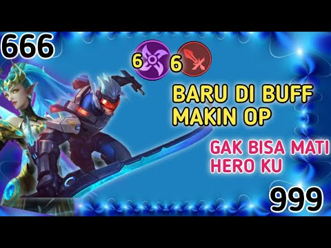MAKIN GILA DAMAGENYA SETELAH DI BUFF MONTOON COMBO  6 ASSASSIN 6 WM - MAGIC CHESS INDONESIA