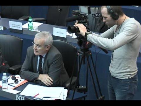 Audition de Ségolène Royal en commission d'enquête du Parlement européen - EMIS