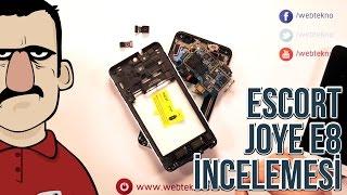 Teknolojiye Atarlanan Adam - Escort Joye E8 İncelemesi