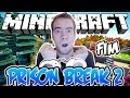 LIBERDADE! - PRISON BREAK 2: Minecraft (FIM)
