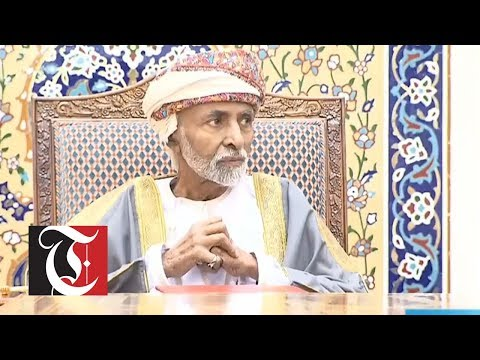 His Majesty Sultan Qaboos bin Said presided over the meeting of the Council of Ministers in the Al Shamoukh Fort in Wilayat Manah.