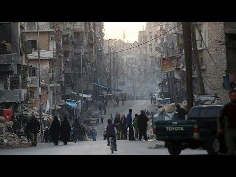Μόσχα προς Σύρους αντάρτες: «Εγκαταλείψτε το Χαλέπι ως την Παρασκευή» – world