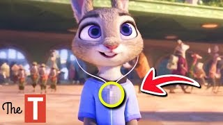 10 Things About Disney's Zootopia You Never Noticed