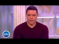 Trevor Noah on Pres. Trump, Racism In America, & More | The View