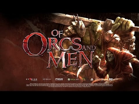 Of Orcs And Men (CD-Key, Steam, Россия и СНГ) gameplay