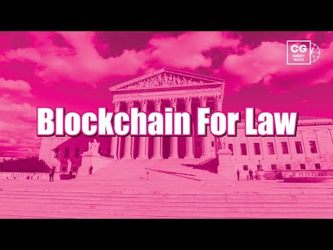 CG MarketWatch   Smart Contracts for British Law video
