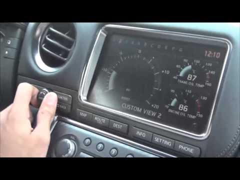 نيسان - تجربة نيسان جي تى ار الاصدار الاسود موديل 2013 قيادة حسن كتبي Nissan GTR Black Edition 2013 Hasan Kutbi Test Driving Jeddah Saudi Arabia.