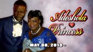 Comedienne Princess Weds Adeshola