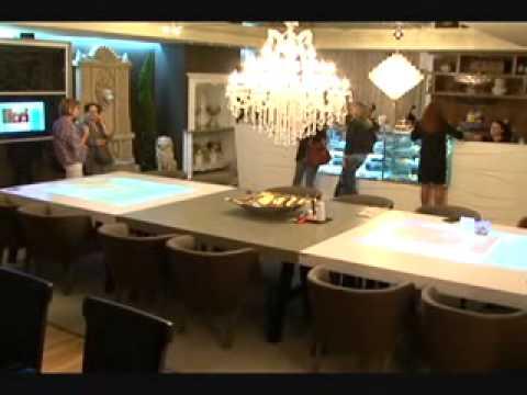 Casa Cor SC 2011 - Ambientes 18, 19 e 20. Expositores: Marchetti + Bonetti (Restaurante) - Cristiane Passign (Loft Sustentável) - Pablo Trejes e Priscila Toniolo