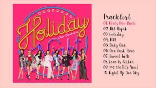 [Full Album] SNSD/Girls' Generation - Holiday Night - The 6th Album 2017