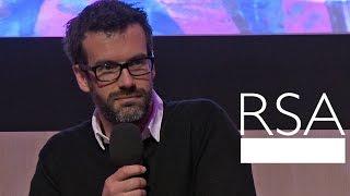 RSA Spotlight - Marcus Brigstocke On Climate Change