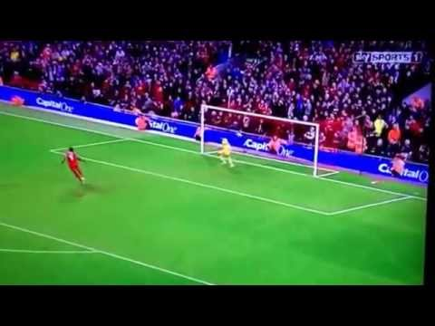 Liverpool vs. Middlesbrough penalty shootout. No copyright intended.