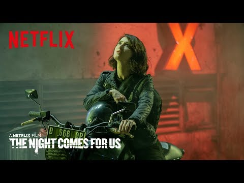 The Night Comes For Us   Deleted Scene: The Operator [HD]   Netflix