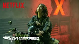 The Night Comes For Us   Deleted Scene  The Operator  Hd    Netflix