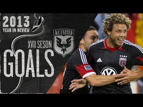 Video: Every D.C. United goal in 2013