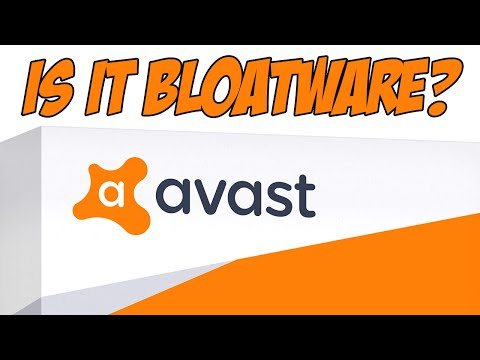 Is Avast 2019 Free Bloatware?  Find out now!