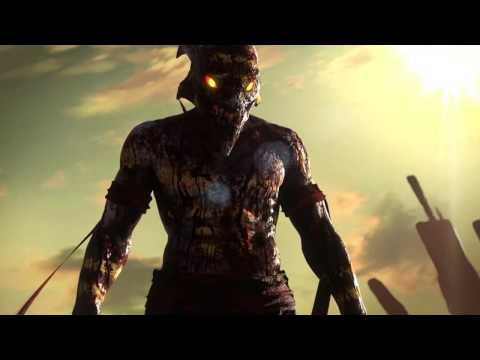 SHADOW OF THE BEAST Trailer (Gamescom 2013)