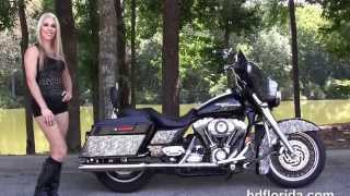 7. Used 2007 Harley Davidson Street Glide for sale in Tallahassee Florida