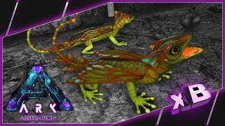 Glowtail Tame & Aberration Caving! :: ARK: Aberration :: E11