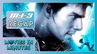 Nonton Mission  Impossible Iii In 3 Minutes  Movie Recap  Film Subtitle Indonesia Streaming Movie Download