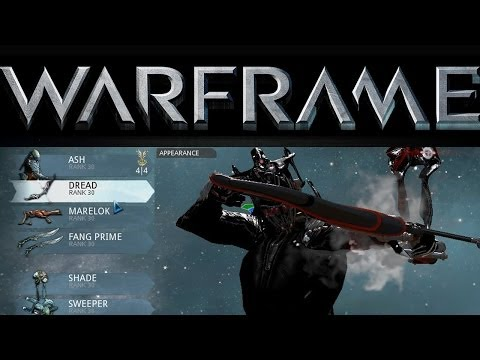 Warframe Favorite Loadouts 2.0