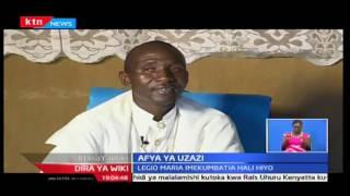 Dira ya Wiki: Viongozi wa Dini Siaya waongelea umuhimu wa kupanga uzazi, 21/10/16