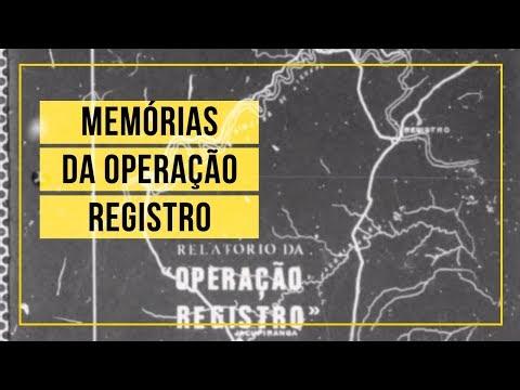 """""""Operação Registro"""" foi a maior mobilização da história do II Exército"""
