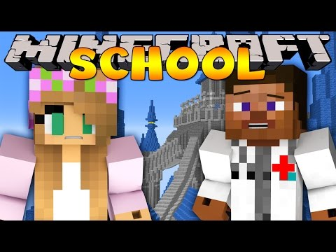 Minecraft School : KELLY'S BIG SECRET! видео