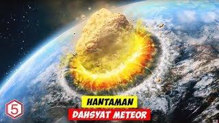 Video Bumi Pernah NYARIS KIAMAT! 15 Hantaman Maha Dahsyat METEOR Terbesar Sepanjang Sejarah MP3, 3GP, MP4, WEBM, AVI, FLV Januari 2019