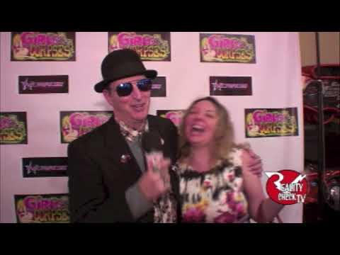 Kiki Dare at Underbelly screening 4//25/18 (видео)