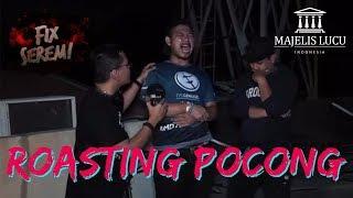 Video ROASTING POCONG at RADIO GERONIMO JOGJA | Fix Serem #1 MP3, 3GP, MP4, WEBM, AVI, FLV Juni 2019